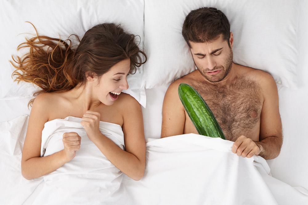 Jak zvětšit penis? Přečtěte si, jak naženete pár cenťáků navíc