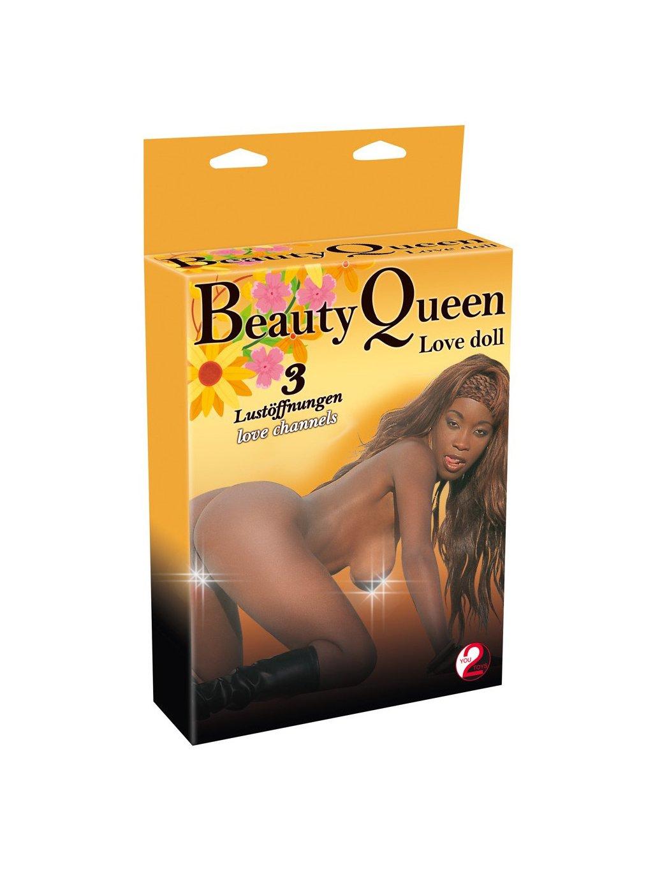 Nafukovací panna African Queen