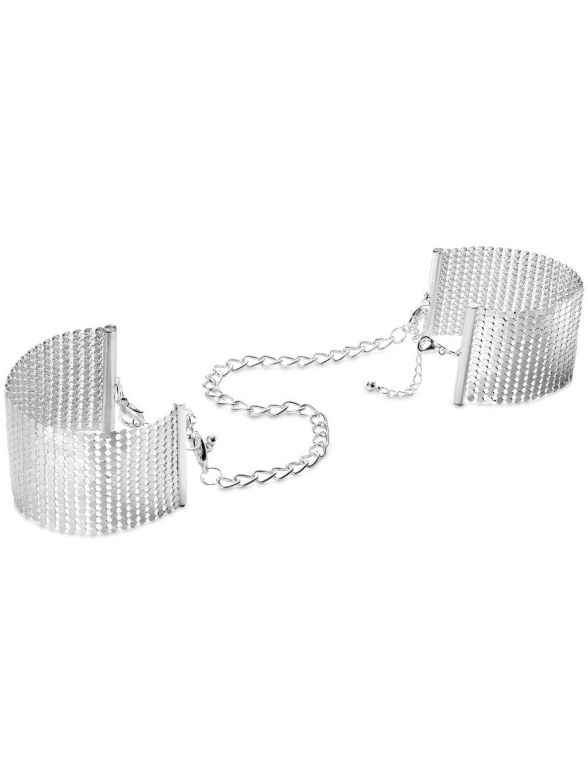Pouta - náramky Désir Métallique Silver  stříbrná