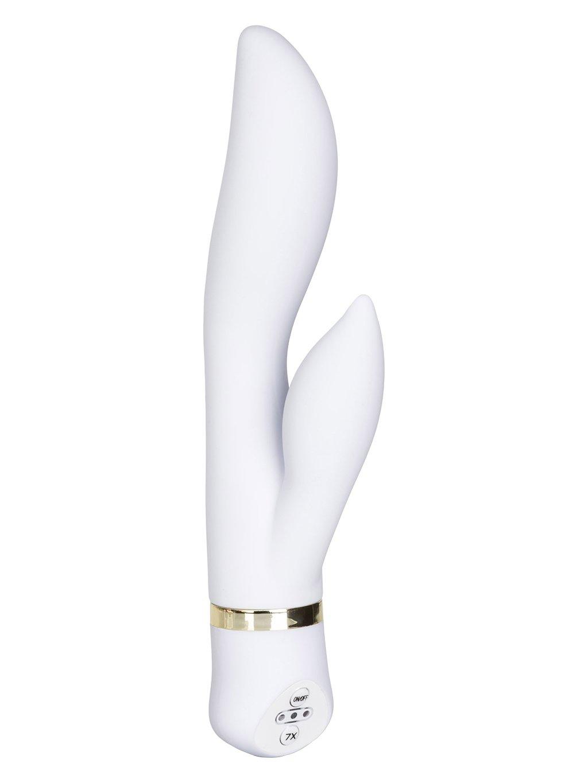 Elegantní vibrátor na bod G a klitoris Spellbound Wave