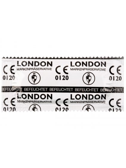 Kondom Durex LONDON, 1 ks