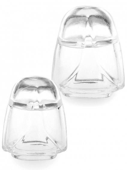 Klobouček na žalud proti předčasné ejakulaci  transparentní (2 ks)