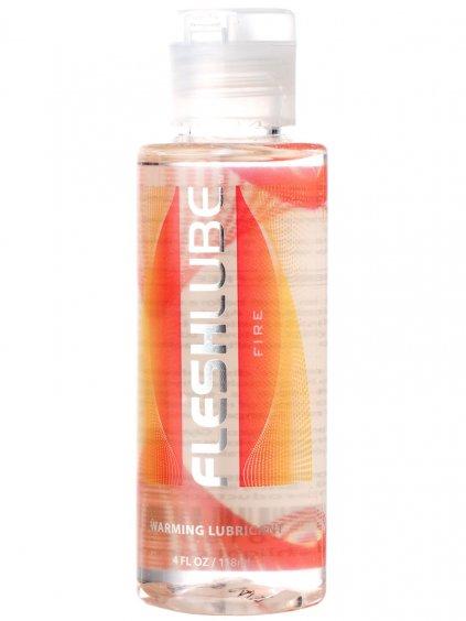 Hřejivý lubrikační gel Fleshlight Fleshlube Fire  100 ml