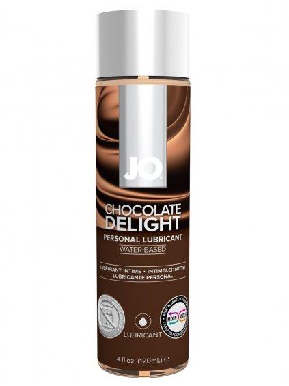 Lubrikační gel System JO H2O Čokoláda  120 ml