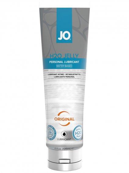 Gelový lubrikační gel System JO Premium H2O JELLY Original  120 ml