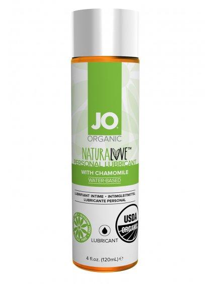 BIO Lubrikační gel System JO Organic NaturaLove  120 ml