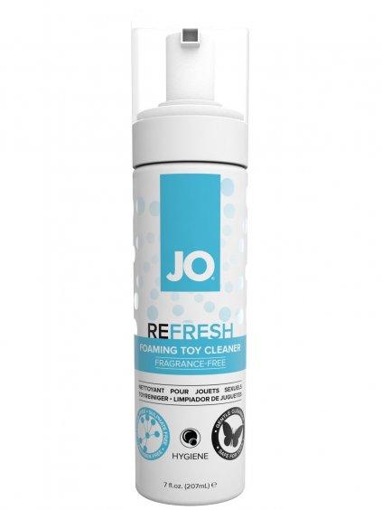 Čisticí pěna na erotické pomůcky System JO Refresh Toy Cleaner  207 ml