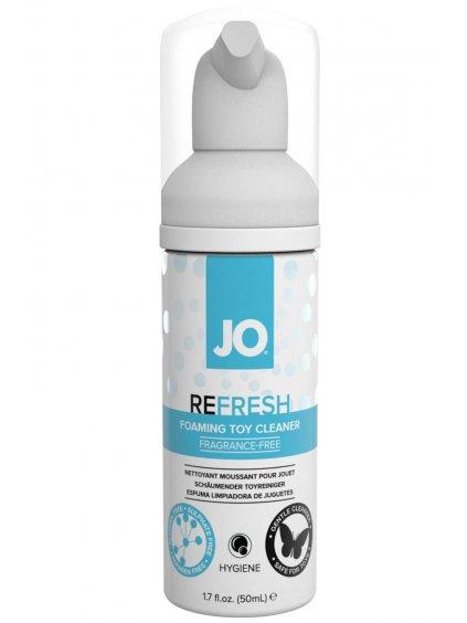 Čisticí pěna na erotické pomůcky System JO Refresh Toy Cleaner  50 ml