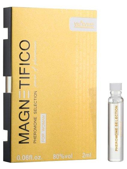 Parfém s feromony pro ženy MAGNETIFICO Selection  VZOREK, 2 ml