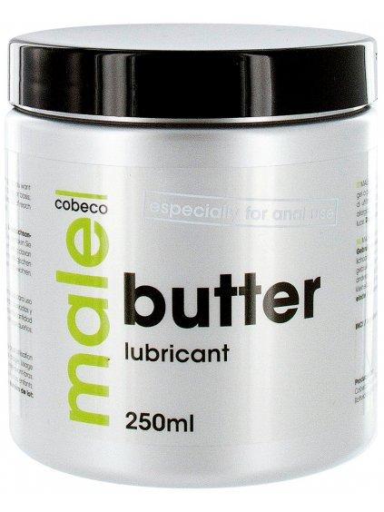 """Anální """"máslový"""" lubrikační gel MALE BUTTER  250 ml"""