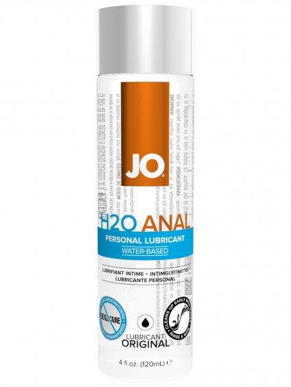 Anální lubrikační gel System JO H2O ANAL  vodní, 120 ml