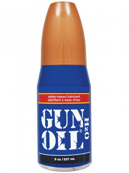 Lubrikační gel Gun Oil H2O, 237 ml