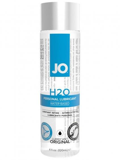 Vodní lubrikační gel System JO H2O Original  120 ml