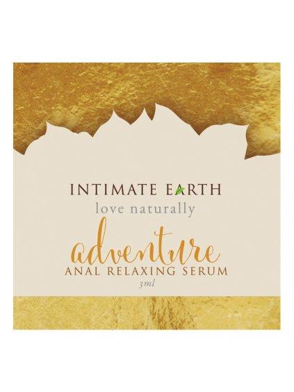 Sérum na uvolnění análního otvoru Intimate Earth Adventure  VZOREK, 3 ml