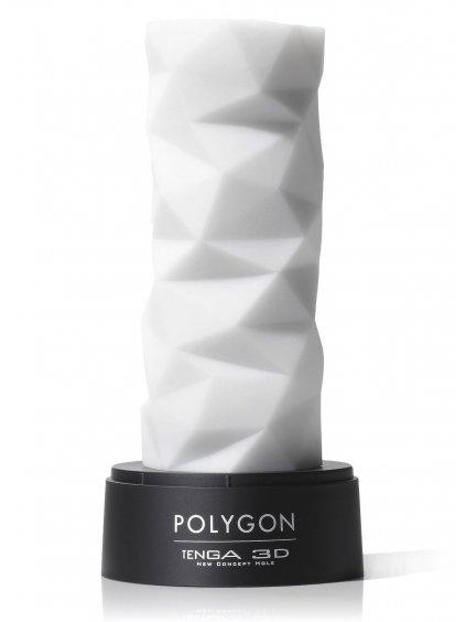 Masturbátor pro muže TENGA 3D Polygon