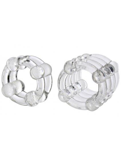 Sada erekčních kroužků COLT Enhancer Rings