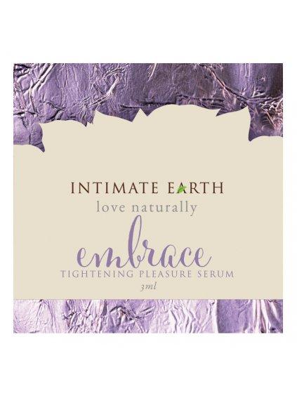 Sérum na zúžení vaginy Intimate Earth Embrace  VZOREK, 3 ml