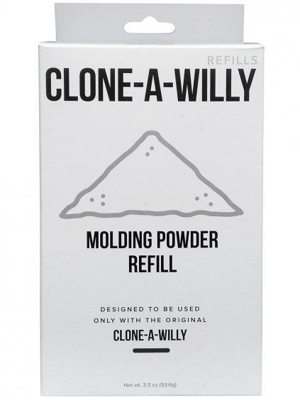 Náhradní 3D gel (modelovací prášek) pro Clone-A-Willy