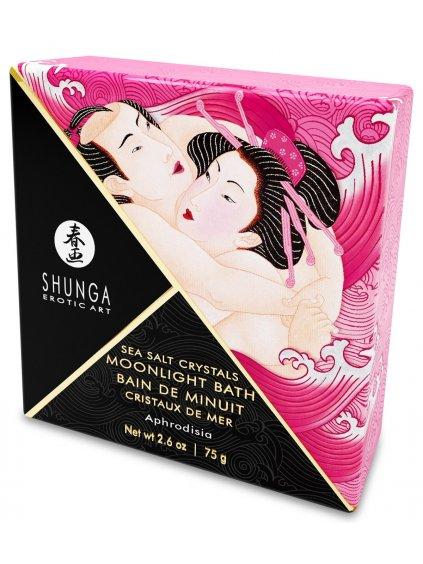 Sůl do koupele Shunga Aphrodisia  75 g