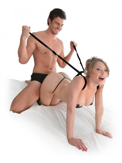 BDSM popruh Fetish Fantasy Giddy-Up