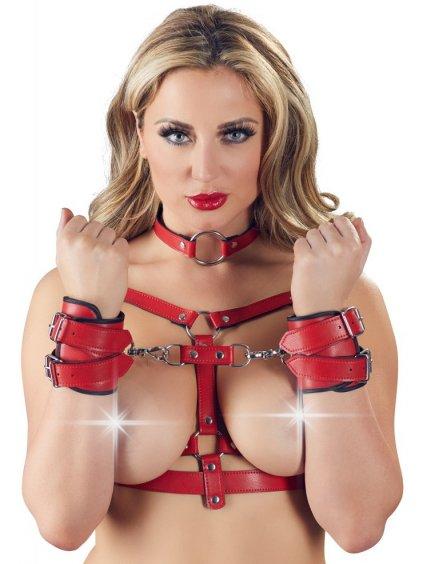 BDSM sada pro ženy Bad Kitty