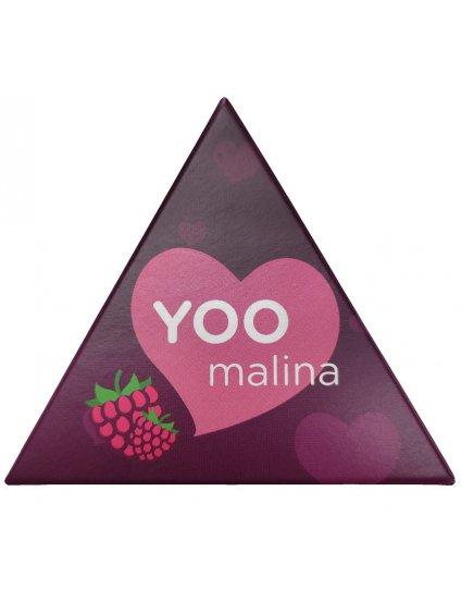 Energy bonbóny BOOMBON YOO Malina  4 ks