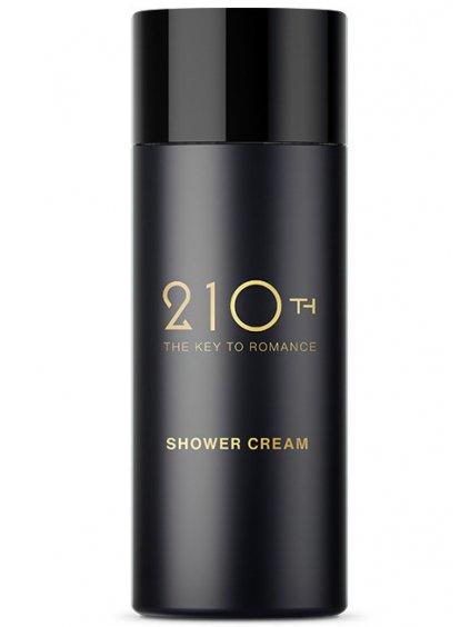 Luxusní sprchový krém 210th The Key to Romance  150 ml