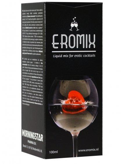 Afrodiziakální kapky pro ženy i muže Eromix