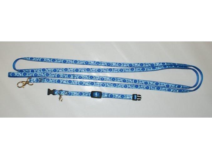 vodítko modré (2)