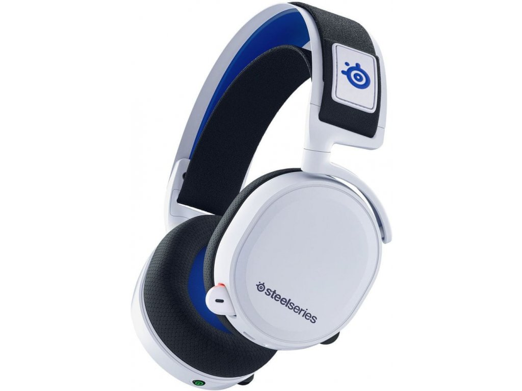 SteelSeries Arctis 7P (White)