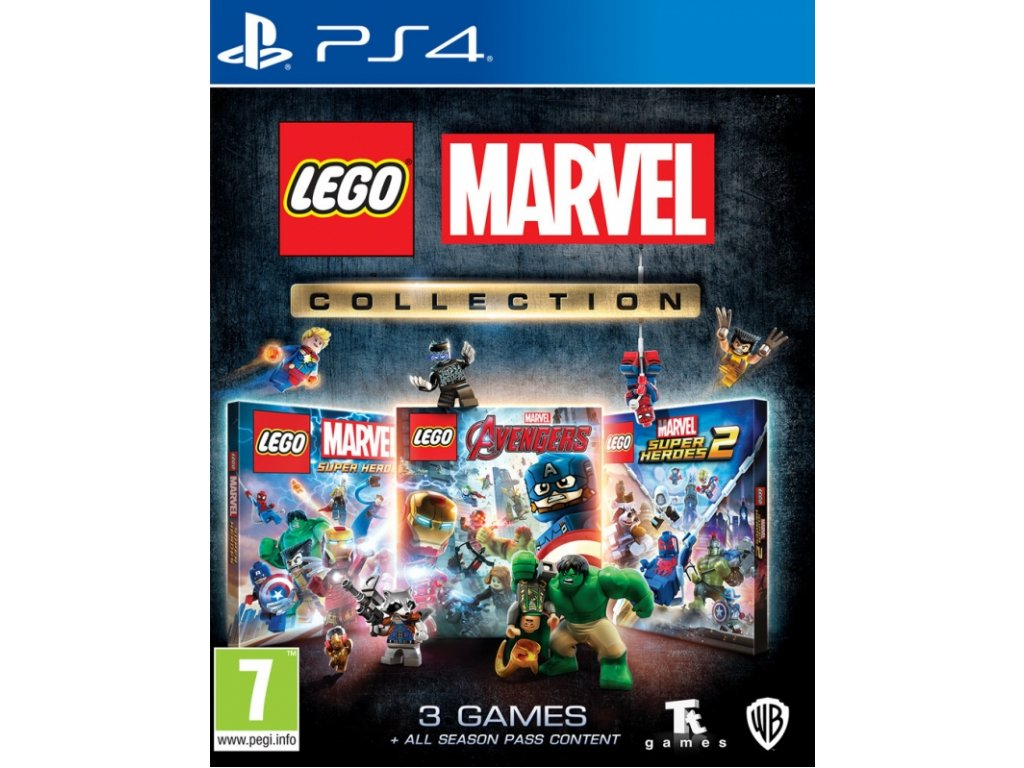 1853 lego marvel collection
