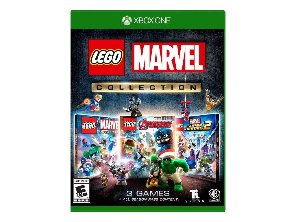 1856 lego marvel collection