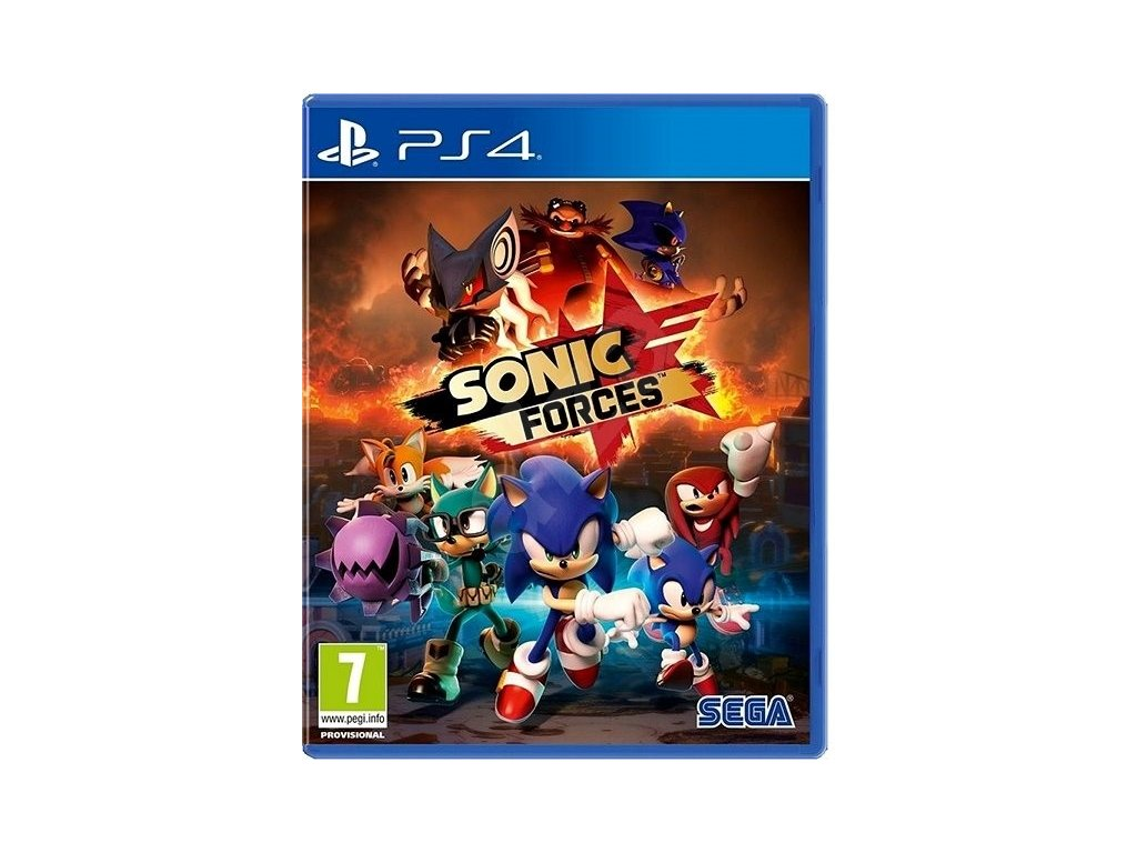 1901 sonic forces ps4
