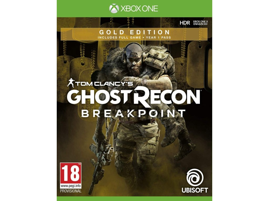 2498 tom clancy s ghost recon breakpoint gold edition xone
