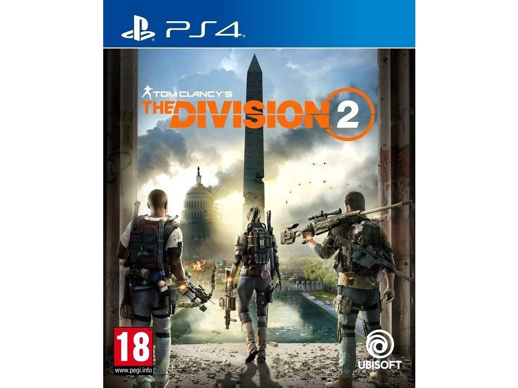 2543 tom clancy s the division 2 ps4