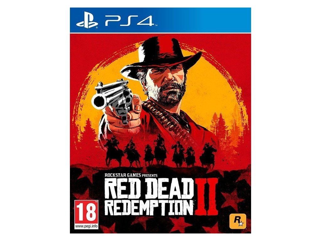2546 red dead redemption 2 ps4