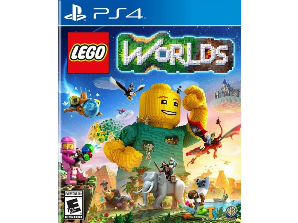 2558 lego worlds ps4