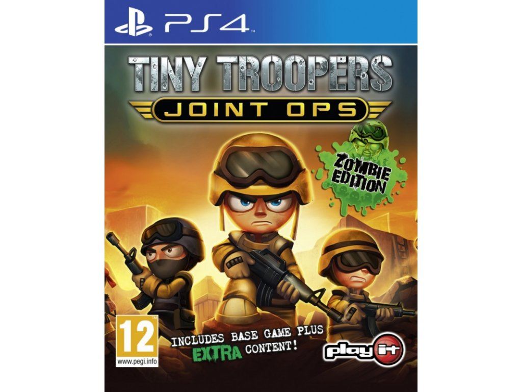2636 tiny troopers joint ops zombie edition ps4