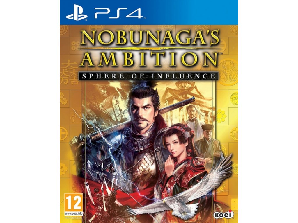 2669 nobunagas ambition sphere of influence ps4