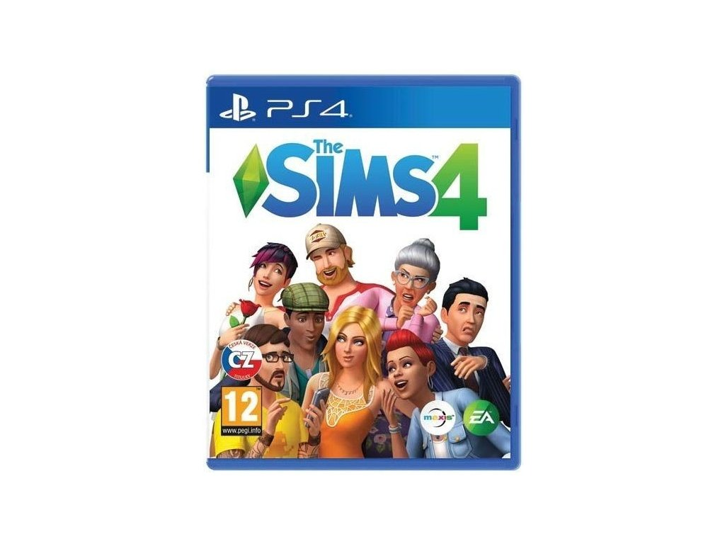 2723 the sims 4 ps4