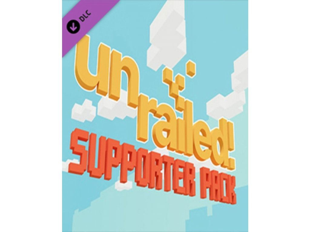 2924 unrailed supporter pack steam pc