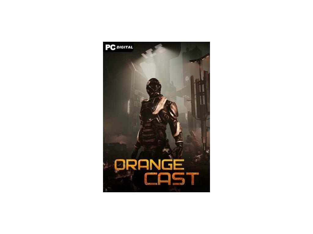 2927 orange cast steam pc