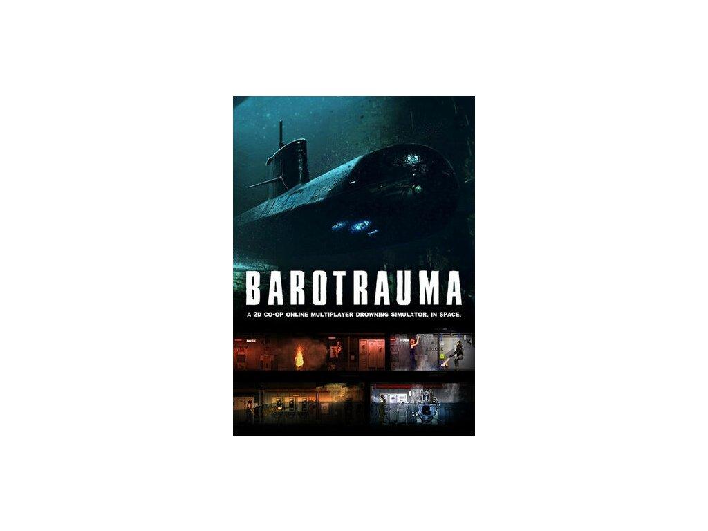 2960 barotrauma steam pc
