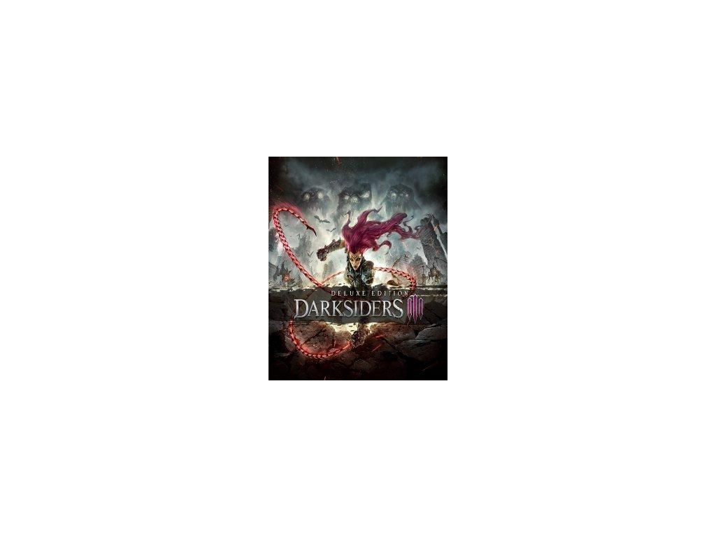 3011 darksiders iii deluxe edition steam pc