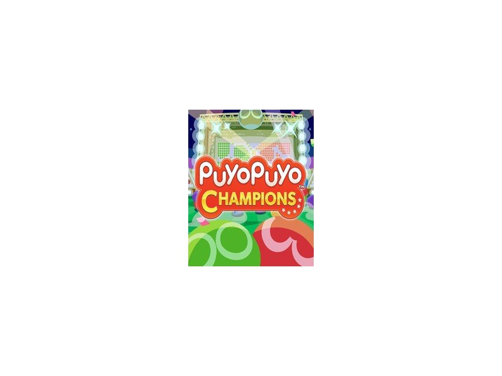 3152 puyo puyo champions steam pc