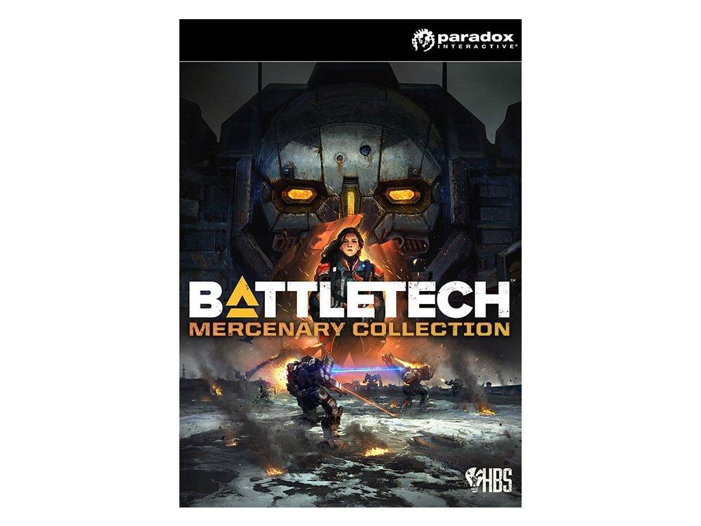3284 battletech mercenary collection steam pc