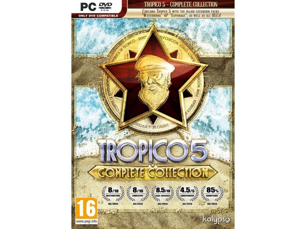 3293 tropico 5 complete collection steam pc