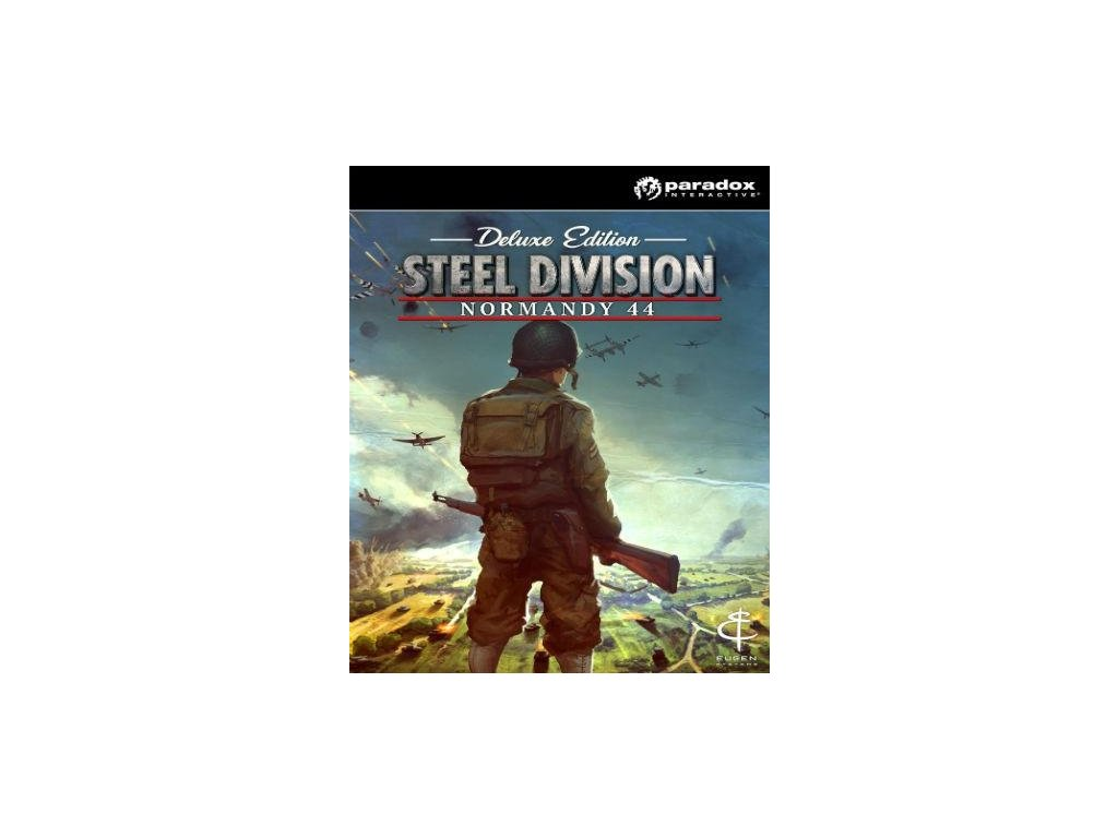 3299 steel division normandy 44 deluxe edition steam pc