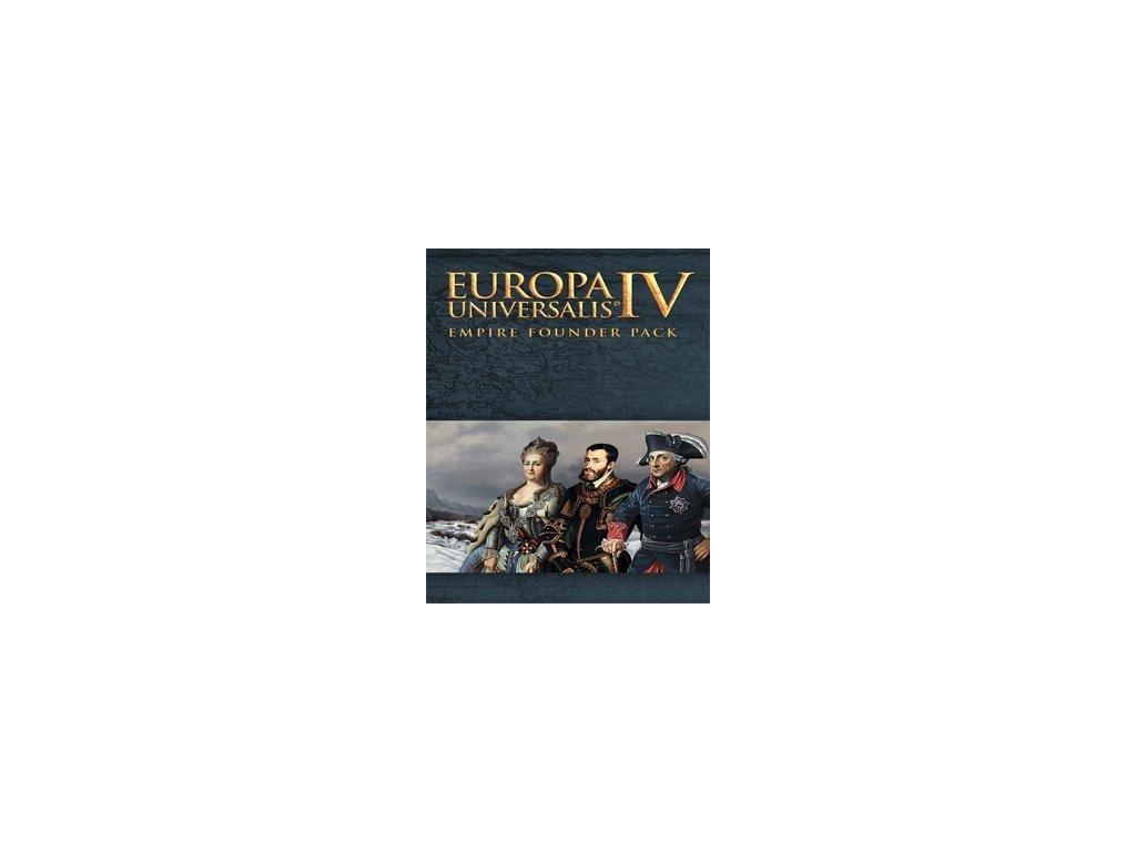 3317 europa universalis iv empire founder pack dlc steam pc