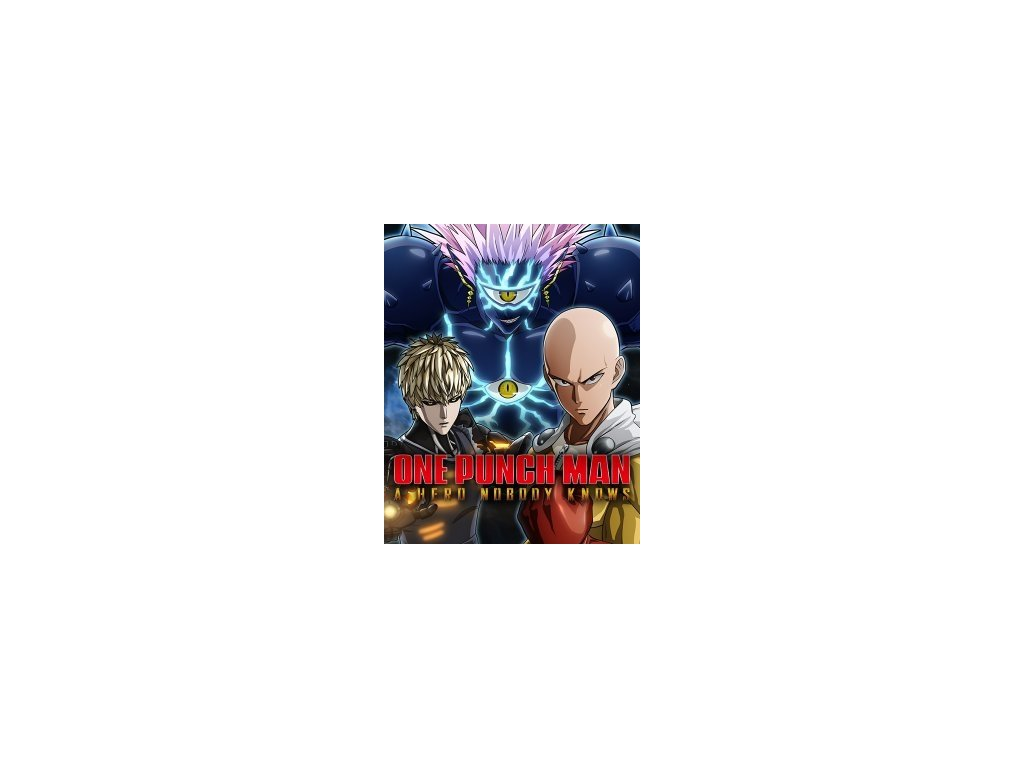 3359 one punch man a hero nobody knows steam pc